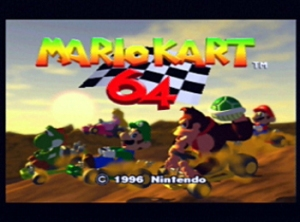 Welcome to Maaaario Kart