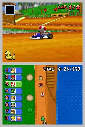 Mario Kart DS – Retrospective | Chris Allcock